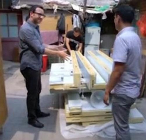 探索频道:运行中国-内盒院