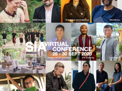 Talk at Singapore Archifest Virtual Conference