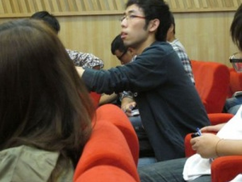 Lecture at CAFA