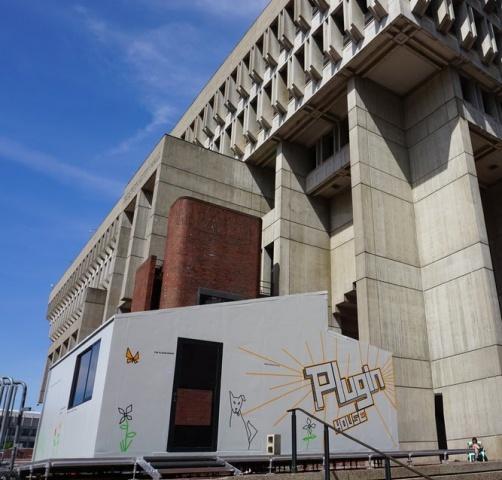 波士顿市政厅插件家搭建-VR