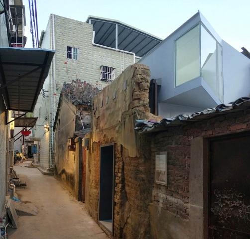 一条:广州30㎡别墅,只要15万,2小时建成